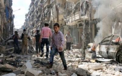Tregua ad Aleppo